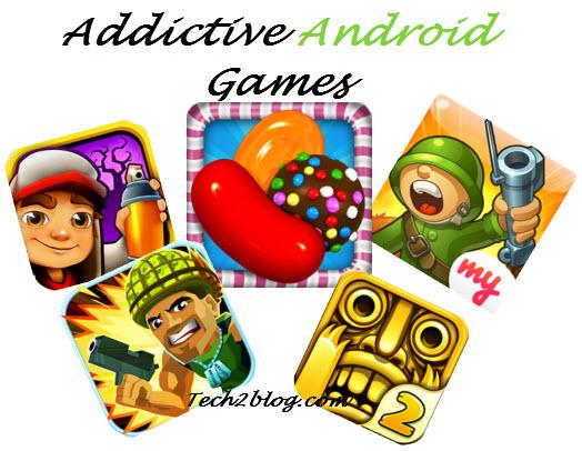 Online games addicting games