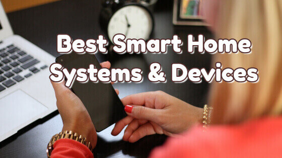 best smart home systems devices. Black Bedroom Furniture Sets. Home Design Ideas