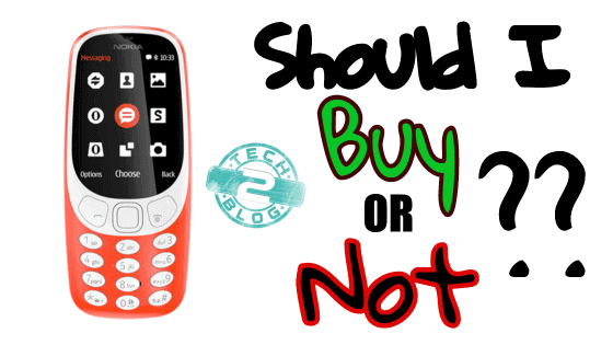 Should you Buy New Nokia 3310
