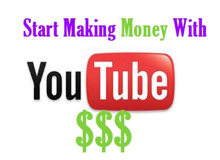 YouTube Money making