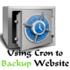 Using Cron to Backup Website blog