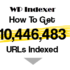 WP Indexer fast search engine indexing