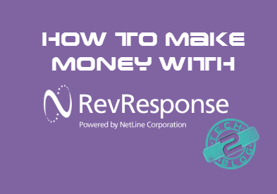 how to make money with revresponse