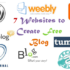 7 websites to create free blog