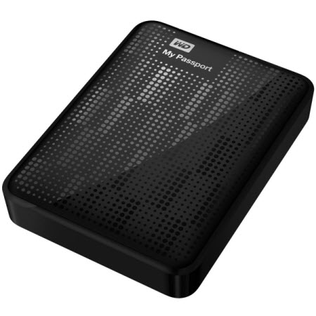WD My passport 2TB Review
