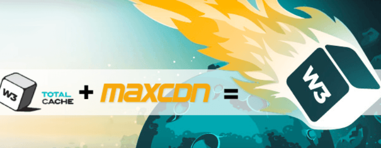 W3TotalCache with MaxCDN
