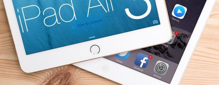 ipad air 3 Features