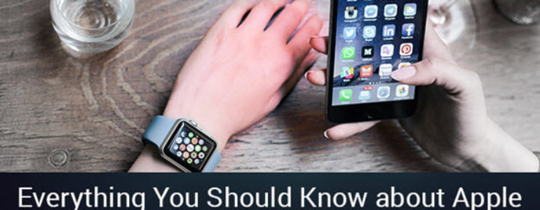 Everything You Should Know about Apple iWatch App Components