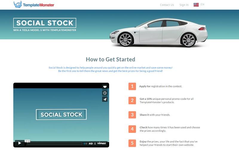 Social Stock Car