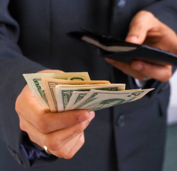 transaction using Digital Wallet Apps