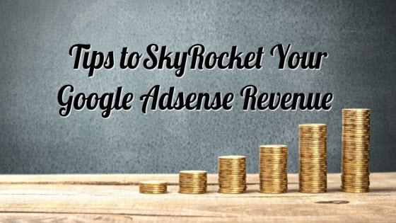 Tips Increase Google AdSense Revenue