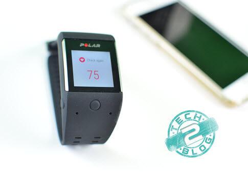 Polar M600 Heart Rate monitoring