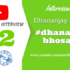 [YouTuber Interview #2] Dhananjay Bhosale