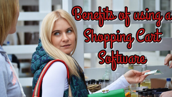 Benefits of using a Shopping Cart Software Store