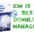 Internet Download Manager is the Best Download Manager