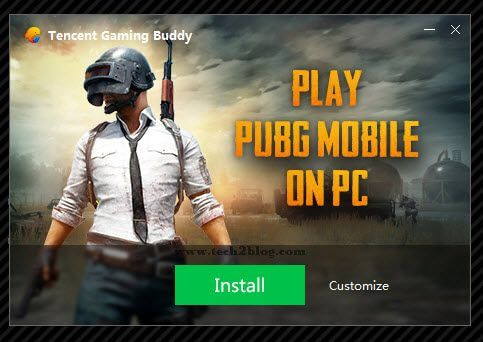 PUBG mobile Install on PC