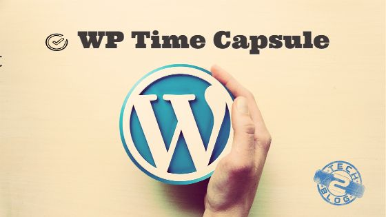 WP Time Capsule Backup Plugin