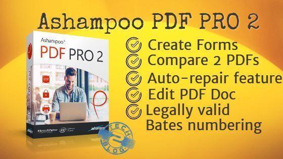 ashampoo pdf free review