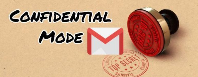 Gmail Confidential Mode Important Points