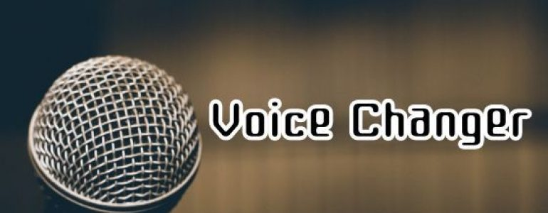 Voice Changer for Discord & YouTube