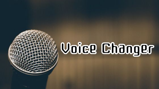 Sensational Voice Changer For Discord & YouTube