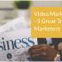 Video Marketing Tool