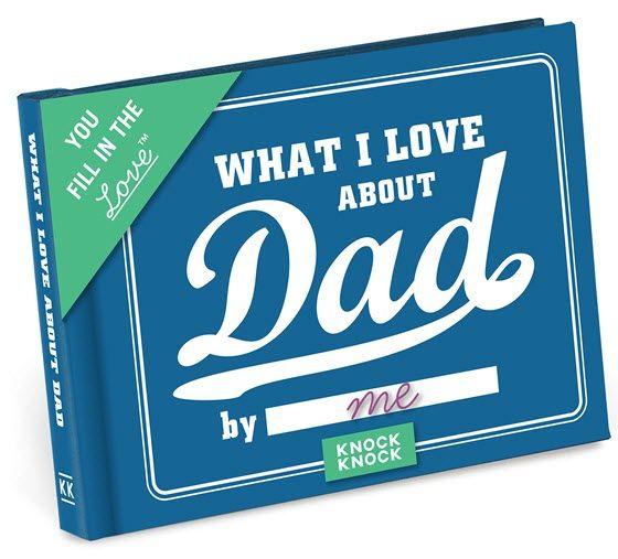 Dad FIB Book
