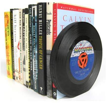 Record Bookends