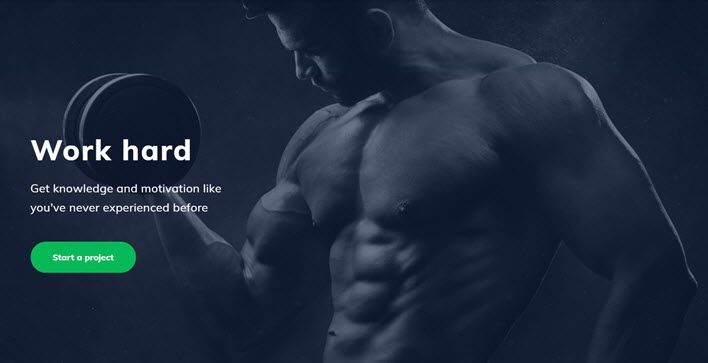 Health WordPress Theme Fitness