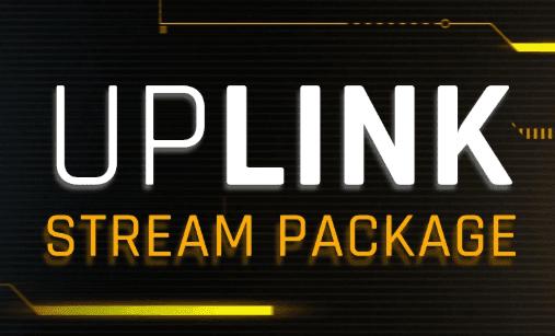 YouTube Overlay - Uplink Stream Pack