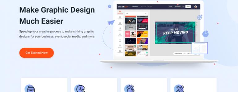 DesignCap Social Media Graphics