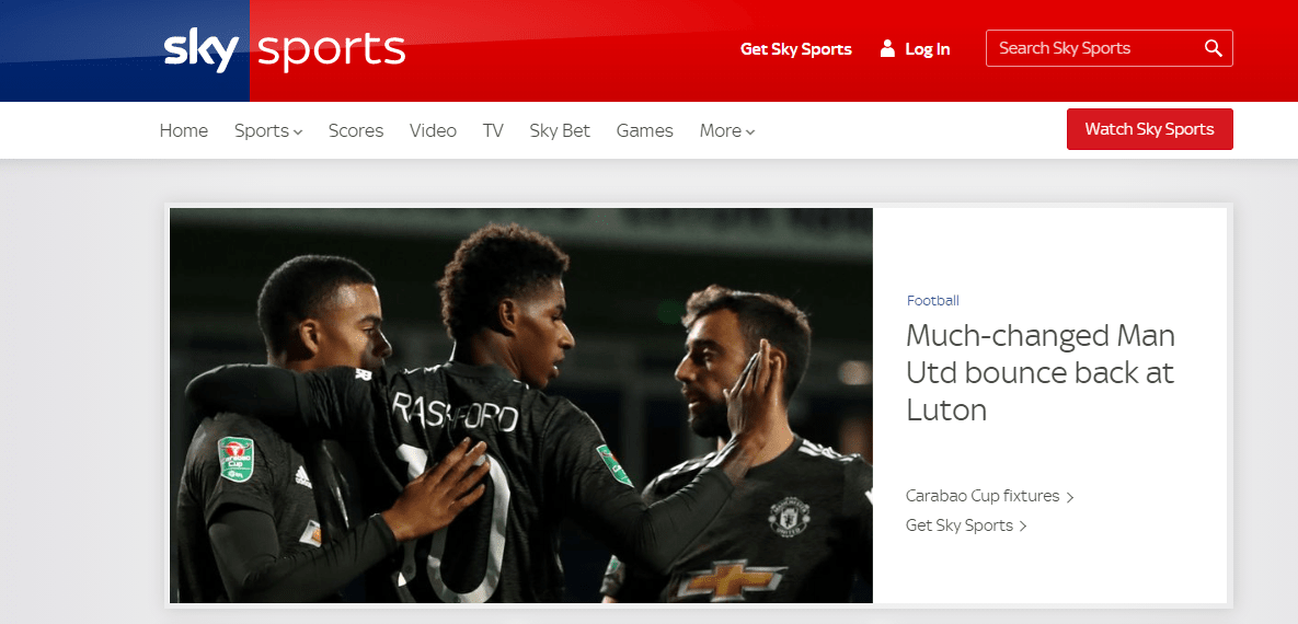 How to Unblock Sky Sports